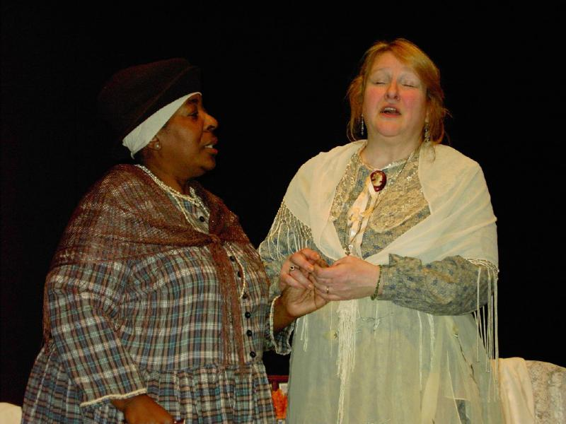 local commotion walking history musical presentations